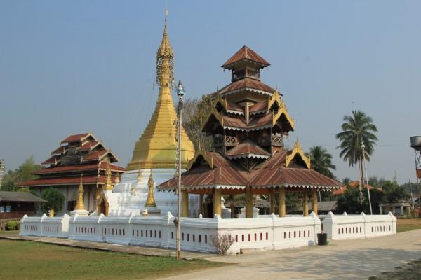 Храм Ват То Пе в Кун Юаме