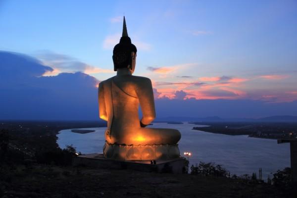 Будда с Пу Салао с Паксе