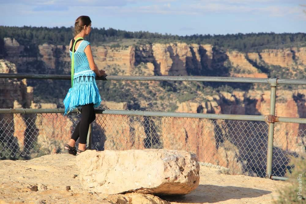 Гранд каньон в Аризоне