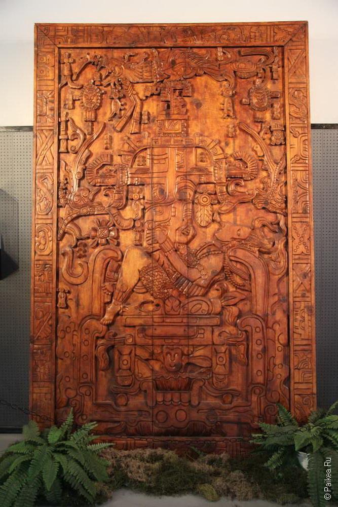 А это мексиканская история произошла в древности