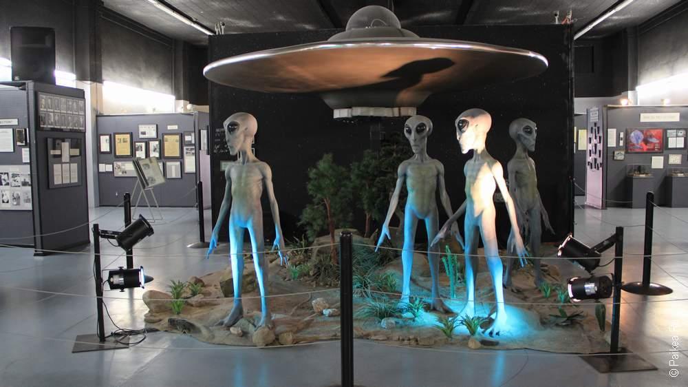 Пришельцы высадились!!!