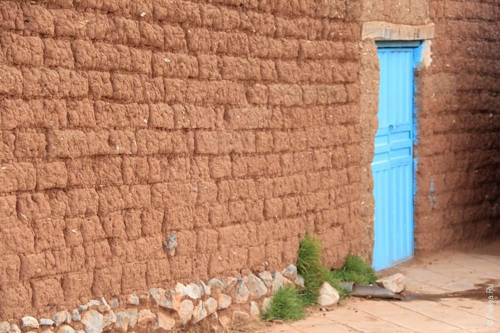 Красочный мир потомков инков