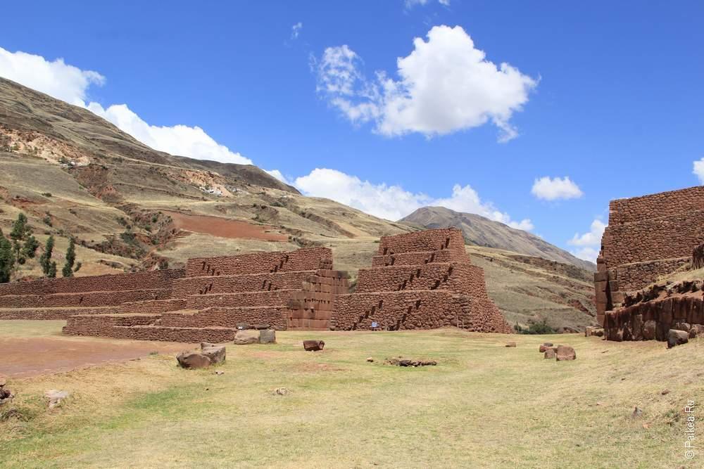 На страже империи - дорога в сторону озера Титикака