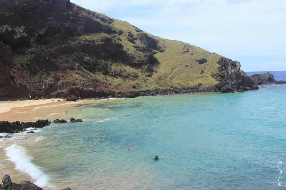 Овахэ, Остров Пасхи (Jvahe, Easter island)