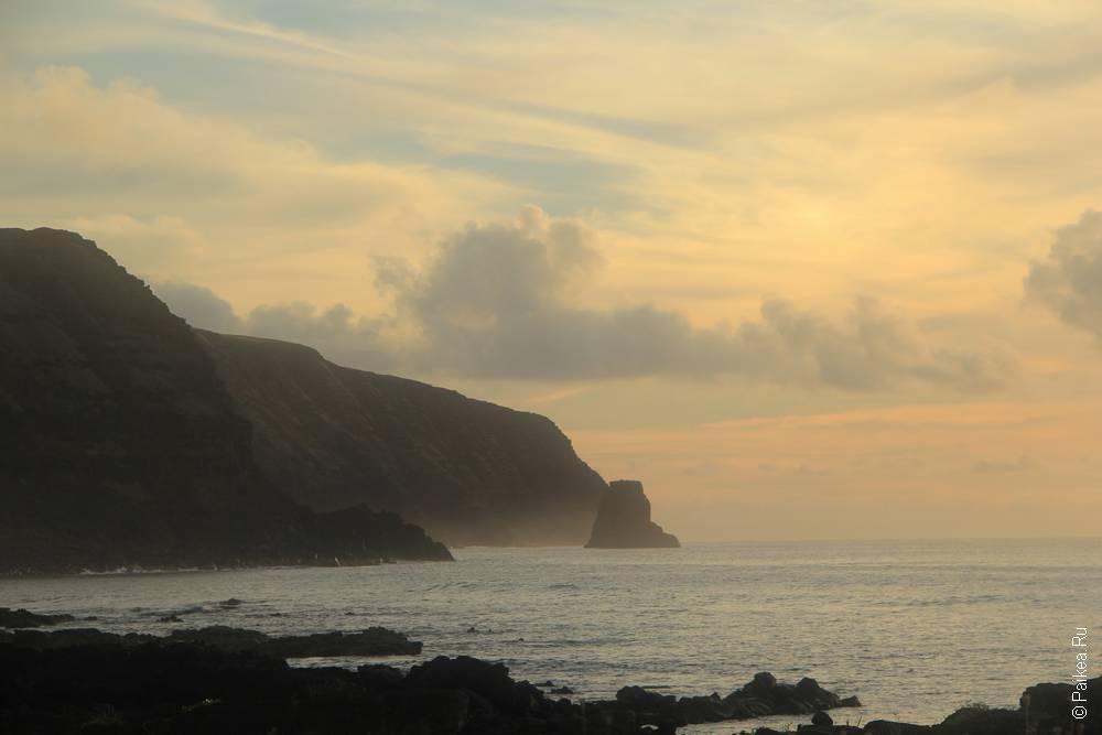 Остров Пасхи, Тихий Океан (Easter island, Pacific ocean)