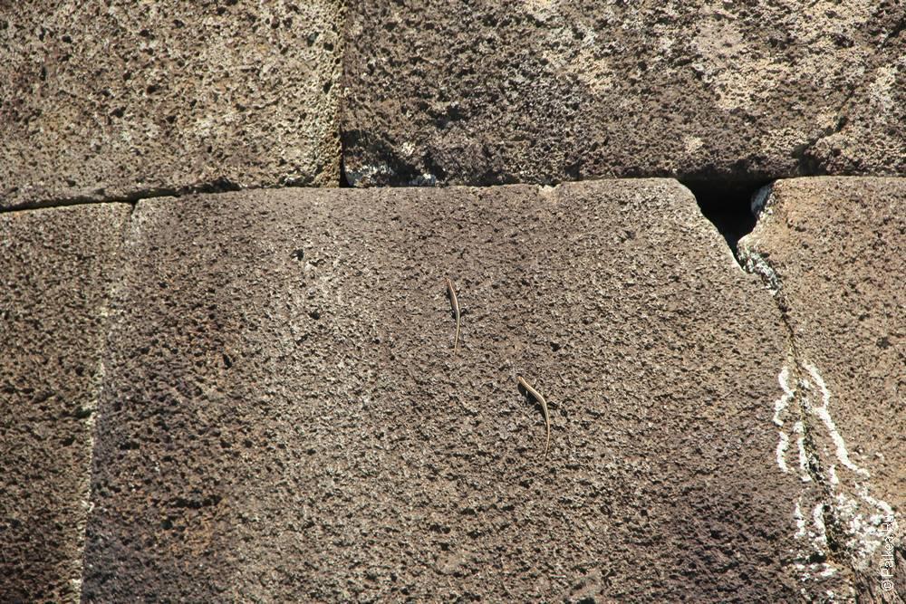 Винапу, Остров Пасхи (Vinapu, Easter island)