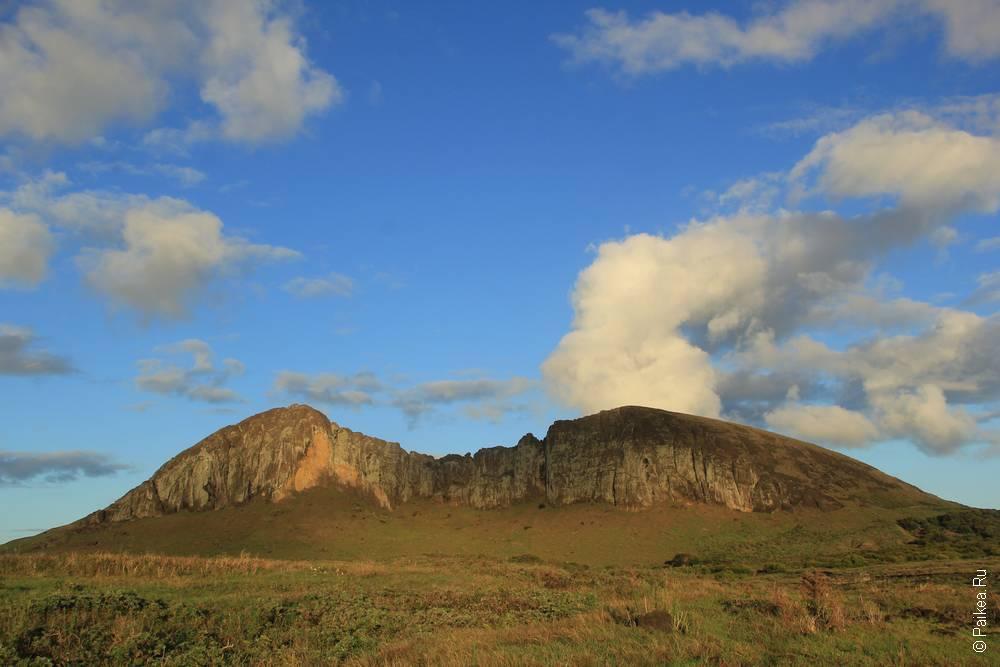 Каменоломня Рано Рараку