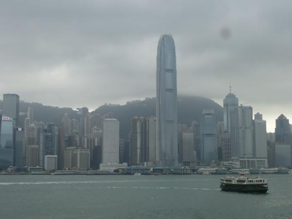 Туманный Гонконг