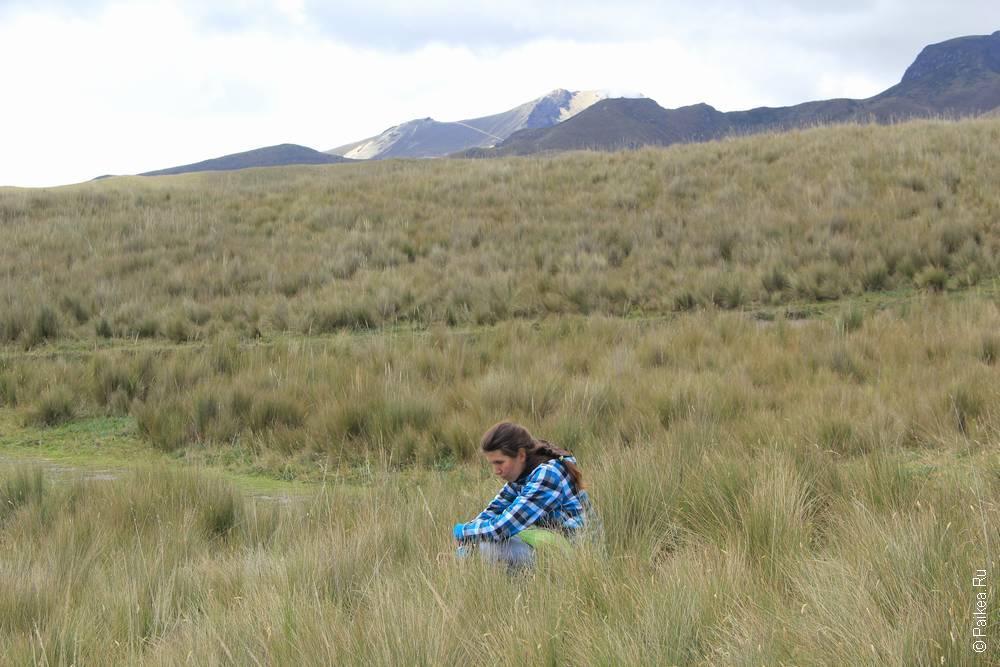 И это оказалось мое любимое место в Эквадоре