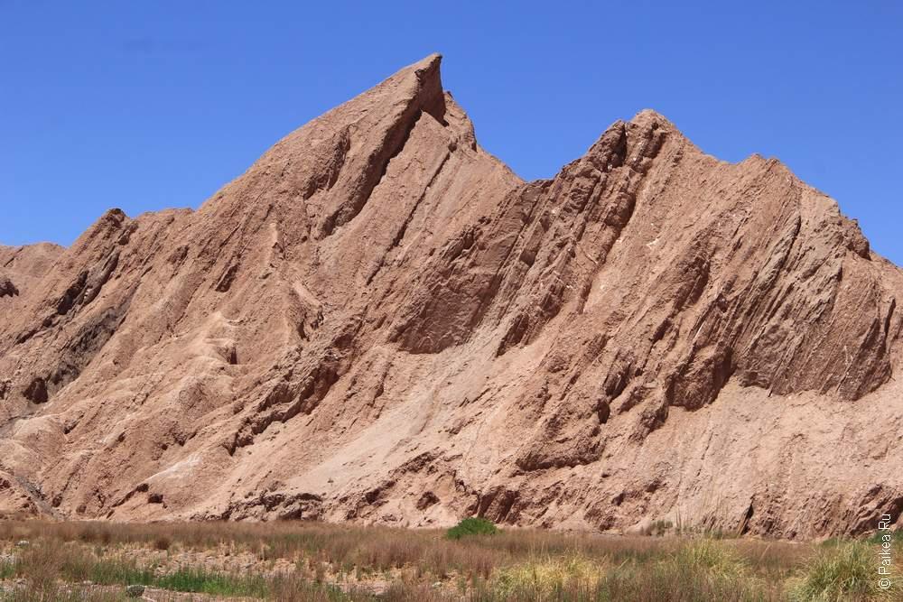 Вот такие любопытные горы