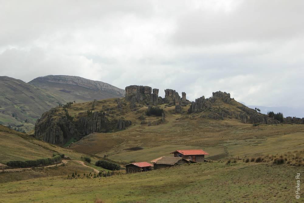 Каменный лес Кумбе Майо