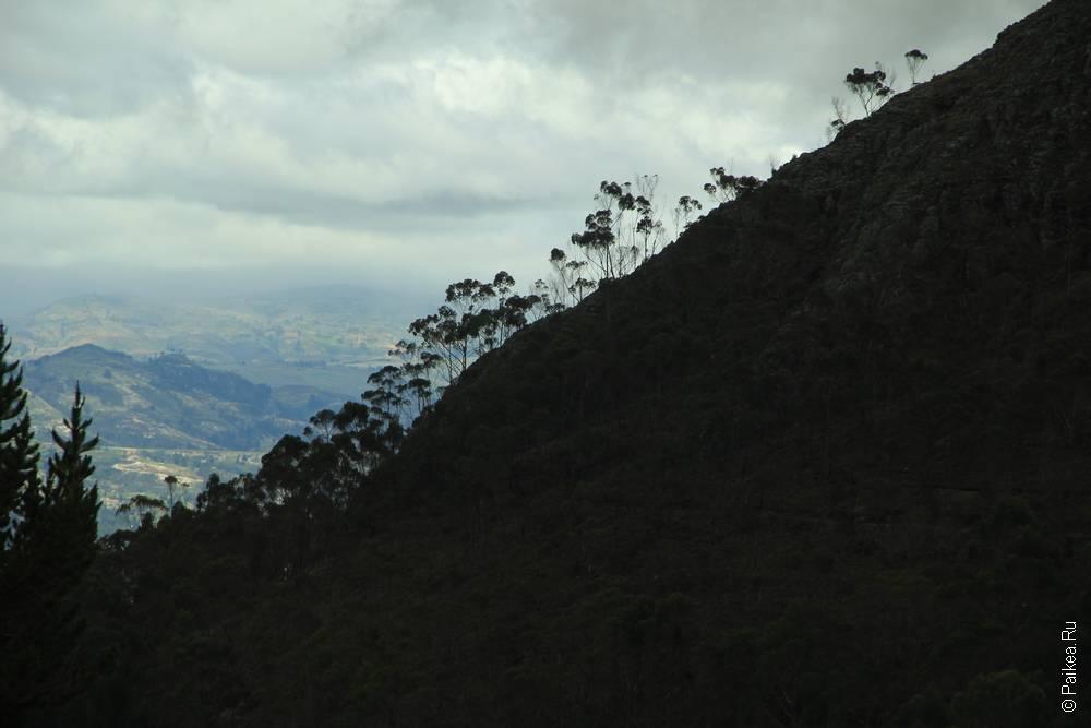 Радуется моя душа, когда я вижу горы