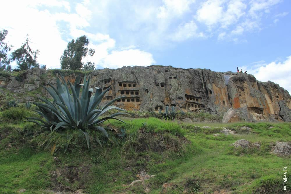 В Отузко - некрополь или каменоломня -надо хорошо разобраться в этом