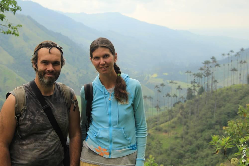 Зеленые холмы Колумбии