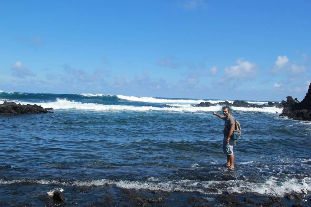 Набегает волна!
