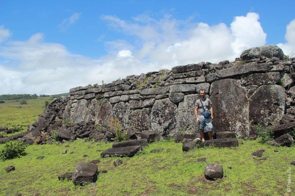 Будто из Перу не уезжали! Все те же технологии строительства