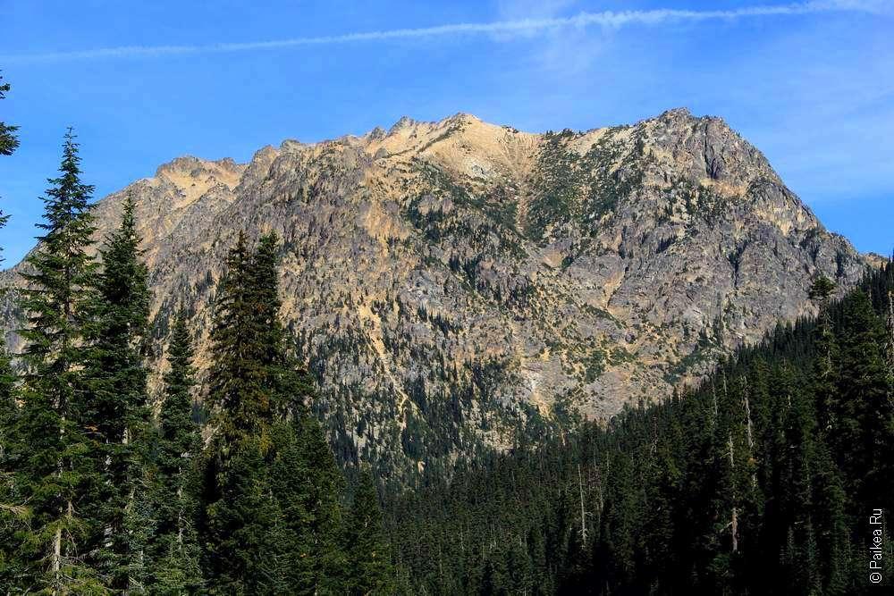 Высокие горы Северных Каскадов
