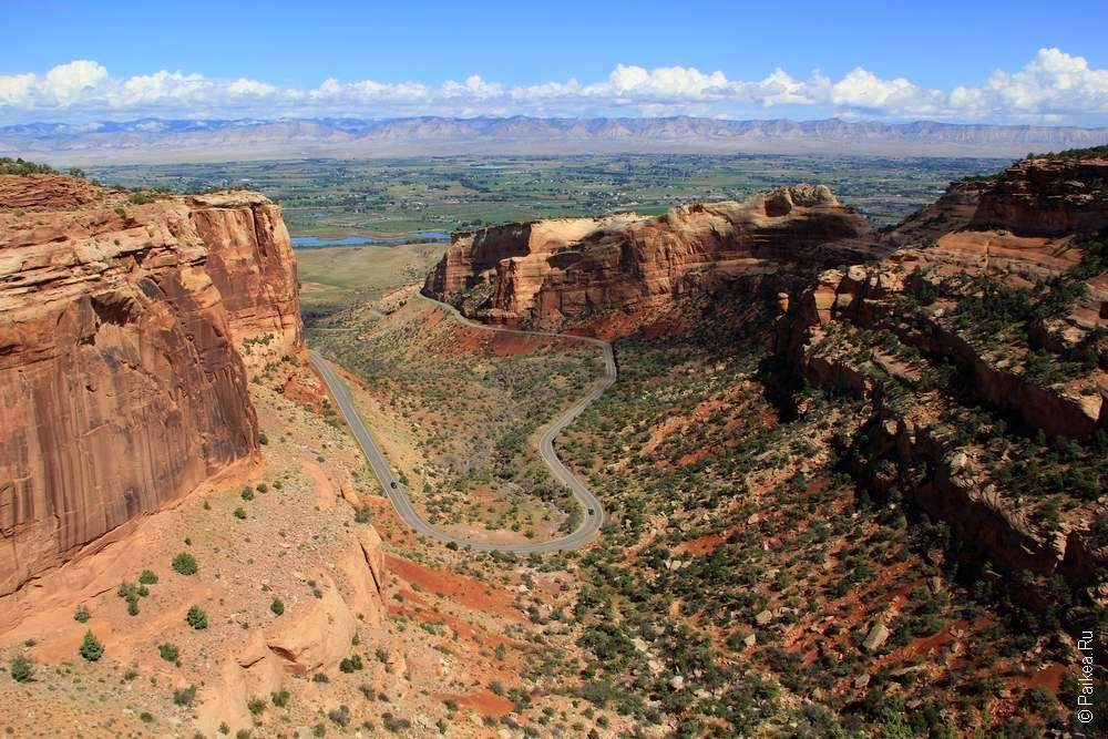 Фрута каньон (Fruita canyon)