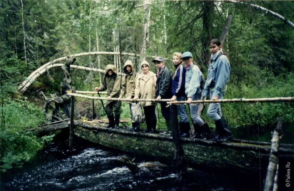 Юные ученые в Печоро-Илычском заповеднике