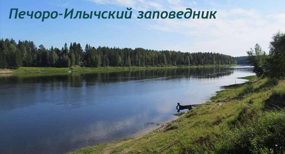 Печоро-Илычский заповедник в республике Коми
