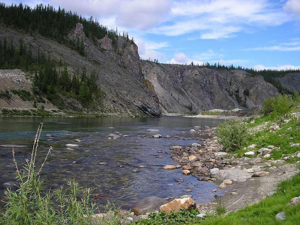 Течет река Печора