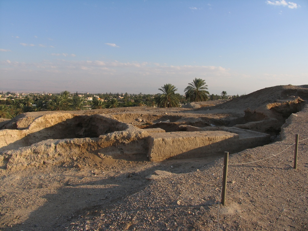 Руины Иерихона