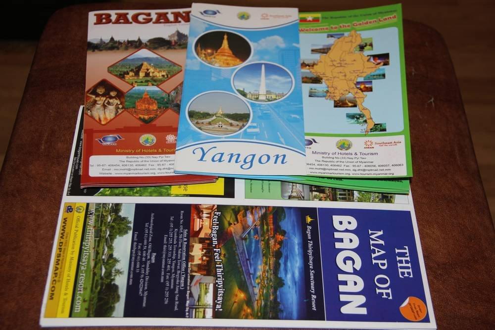 Сделать визу в Мьянму
