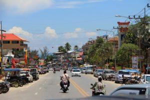 Ао Нанг улица