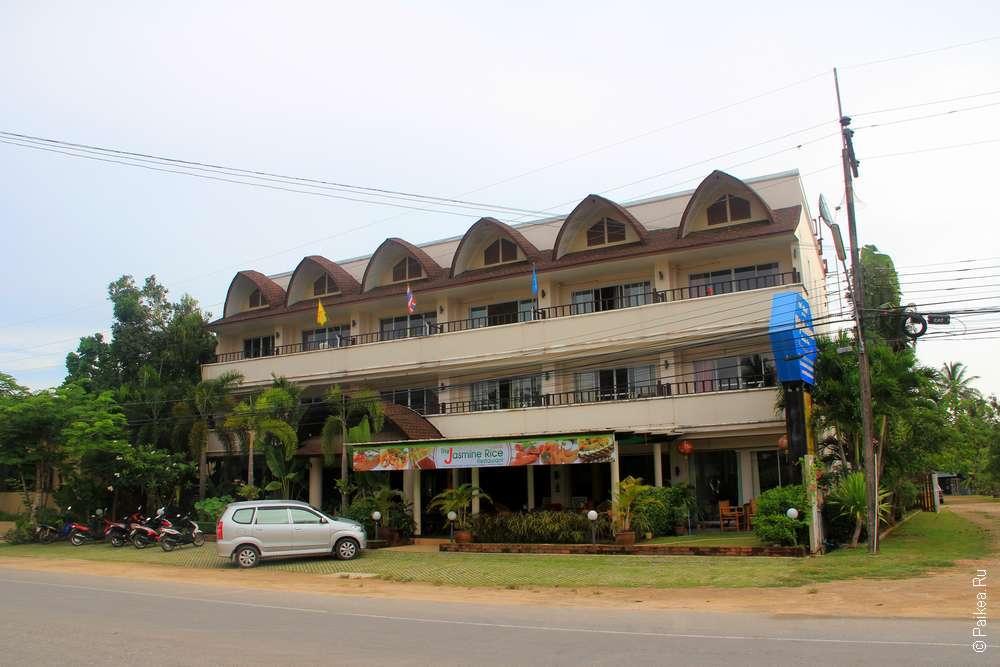 Ао Нанг отели