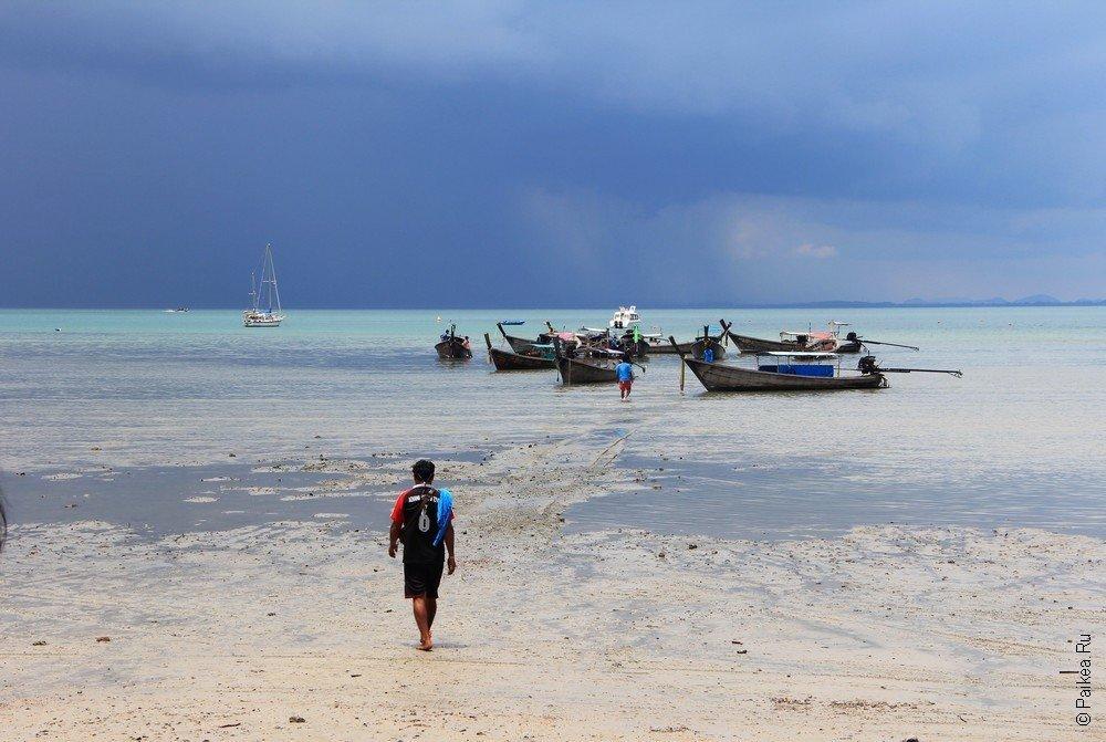 Пляжи Краби - Восточный Рейли