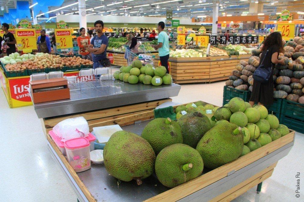 Теско-лотус фрукты