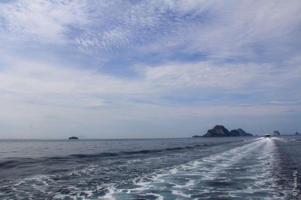 Экскурсия на Пхи Пхи и Майя Бэй - наш отзыв и фото