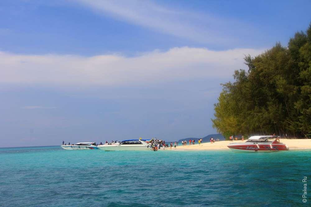 Пхи-Пхи остров Бамбу