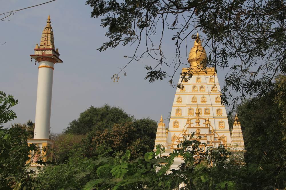 Элементы бирманской архитектуры