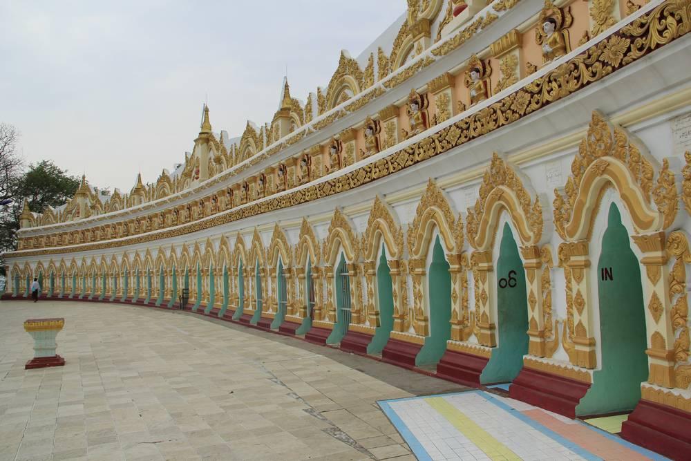 пещерный храм в мьянме