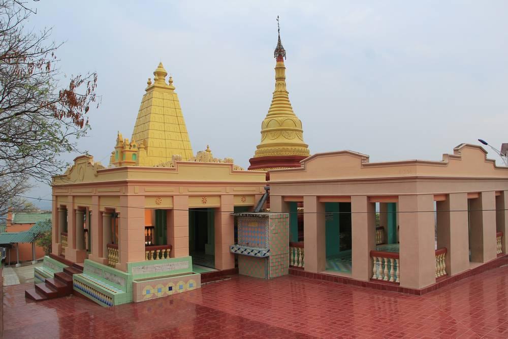 архитектура в Мьянме