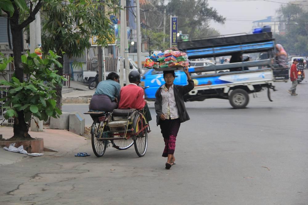 Мандалай, Мьянма (Бирма)/Mandalay, Myanmar (Burma)