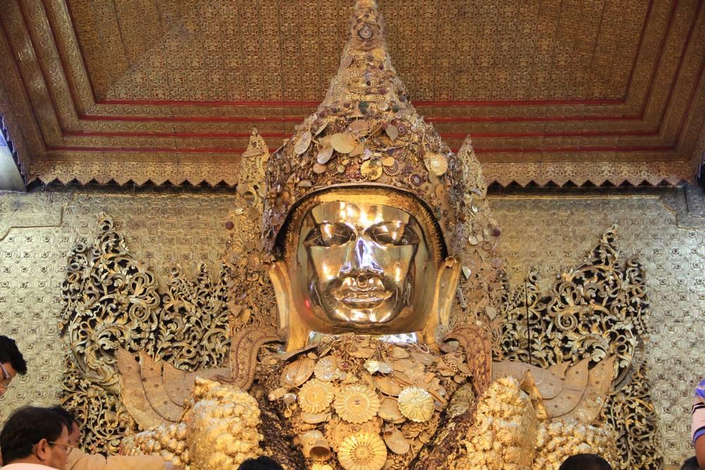 так выглядел Будда Гаутама