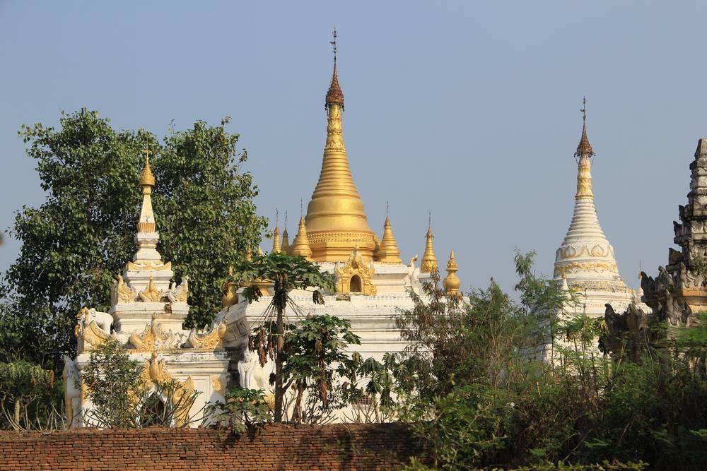 Пагода в Иньва