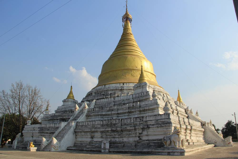 швезигон пагода
