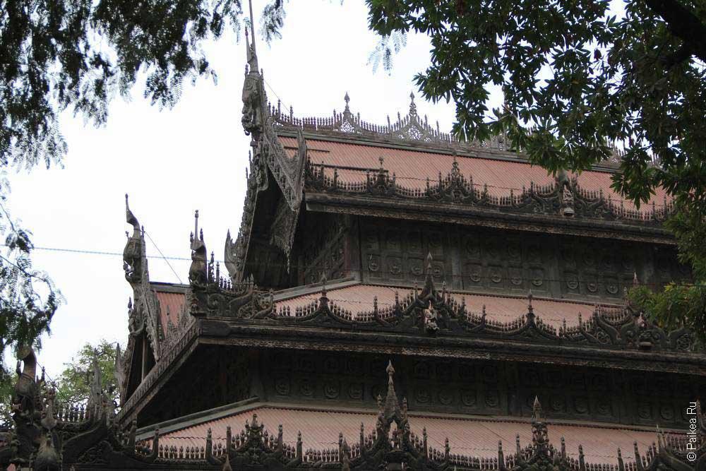 храм из тика