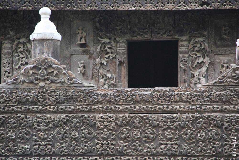 Мандалай монастырь