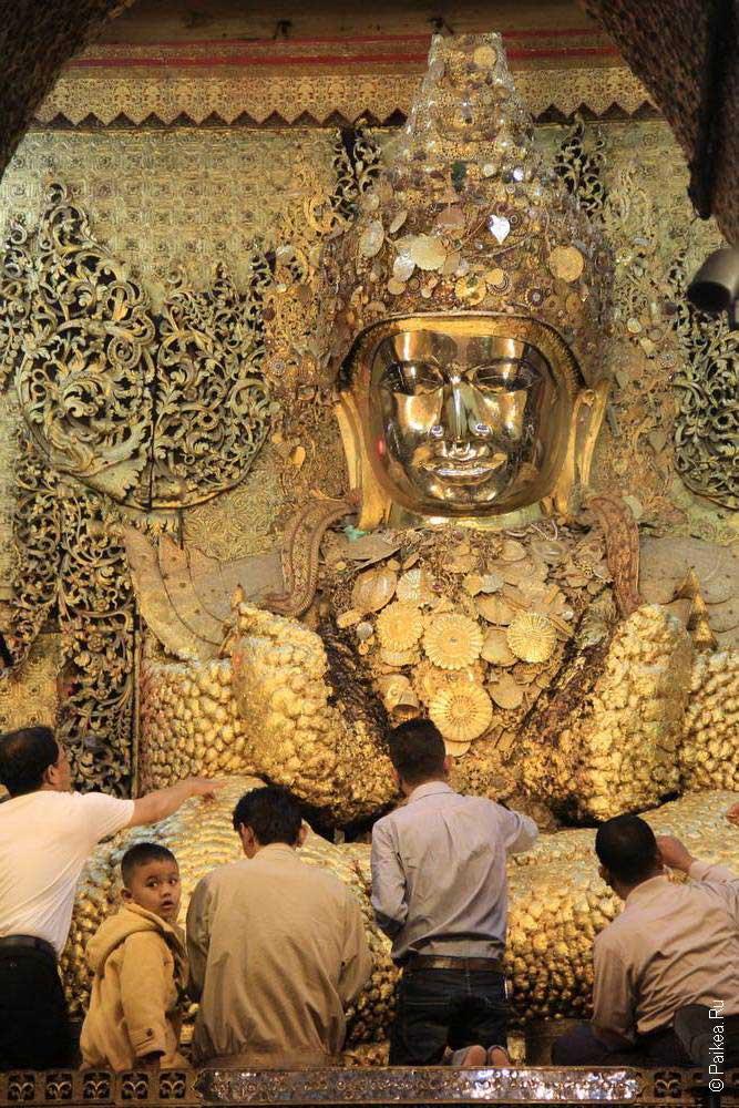 Мандалай будда