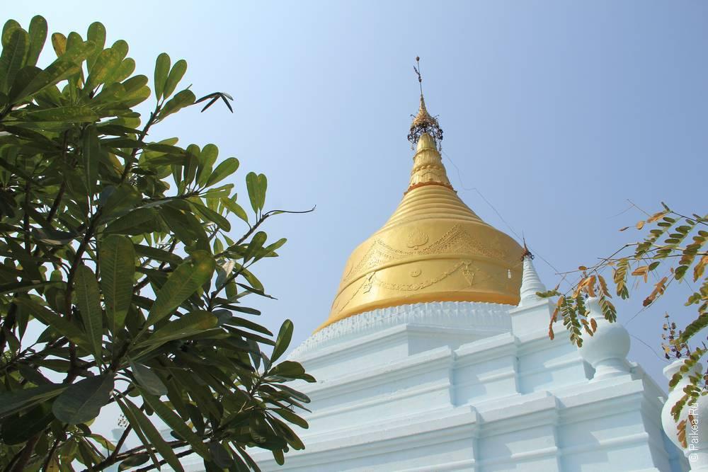 пагода в Сагайне