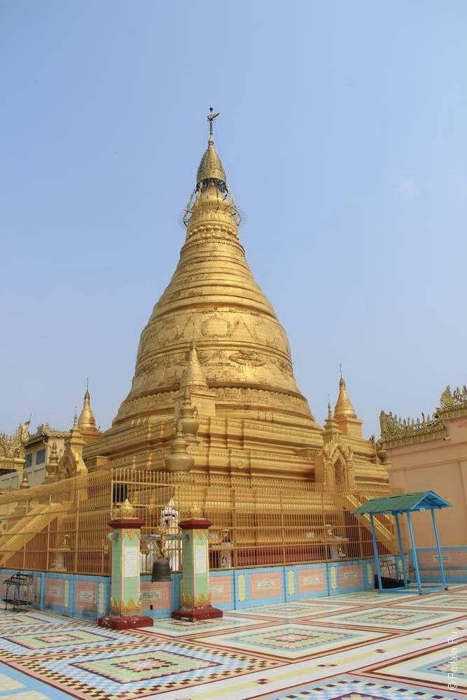 сагайн изумрудная пагода
