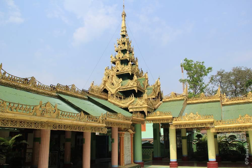 бирманская архитектура
