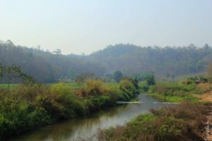 Река Юам Северный Таиланд
