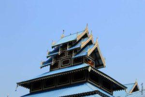 Храм в Северном Таиланде