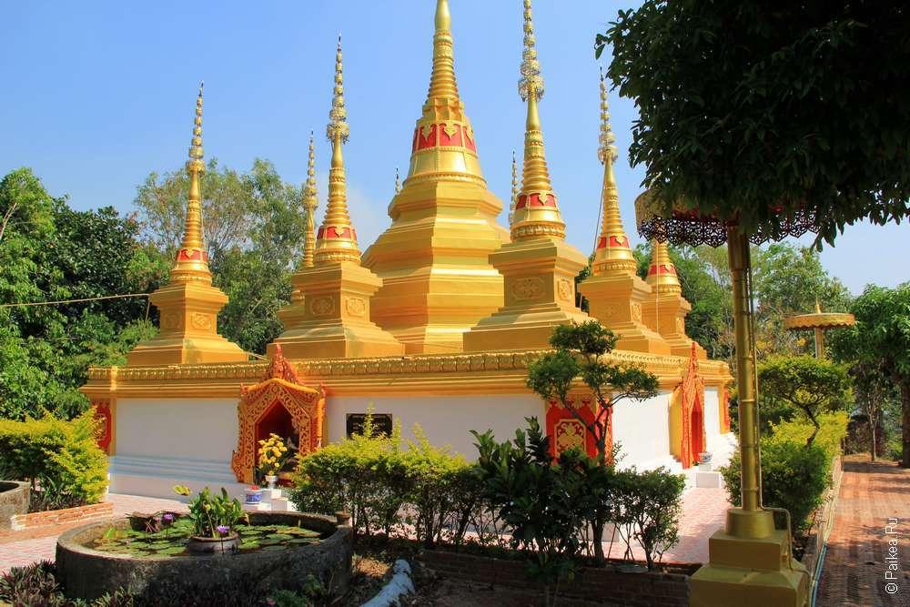 Храм Ват Пратат Таммикарат