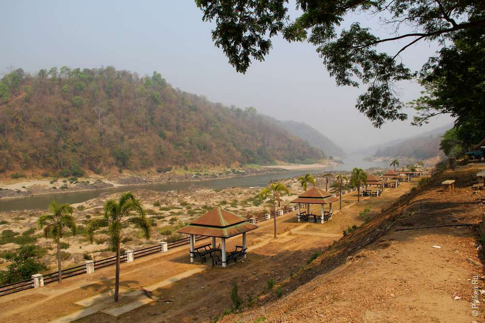 Река Салуин, Северный Таиланд